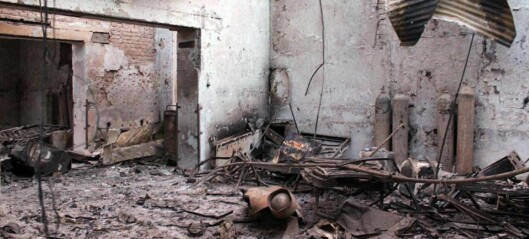 Ønsker uavhengig granskning av sykehusbombing