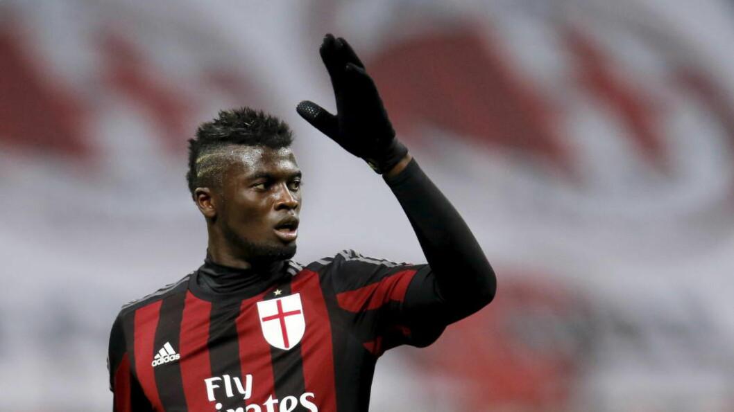 <strong>SHOW:</strong> Milan gikk offensivt ut hjemme mot Sampdoria lørdag. To mål i hver av omgangene sørget for at Milano-laget vant 4-1 og sikret seg tre poeng. Foto: REUTERS/Alessandro Garofalo