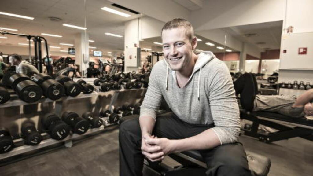 ADVARER: Morten Heierdal brukte steroider i en tiårsperiode men har sluttet. Jobber nå for Anti Doping Norge. Foto: Hans Arne Vedlog   / Dagbladet