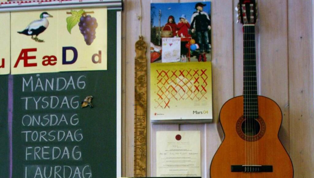 IKKE HIJAB I KLASSEROMMET: Ap-nestleder Hadia Tajik mener hodeplagget bør forbys på norske barneskoler. Illustrasjonsfoto: Jon Hauge / NTB Scanpix