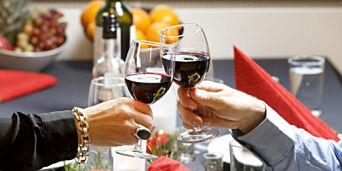 image: Alkoholfri drikke til julematen