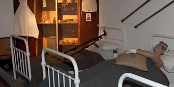 image: Det underjordiske nazisykehuset på Jersey er øyas store attraksjon