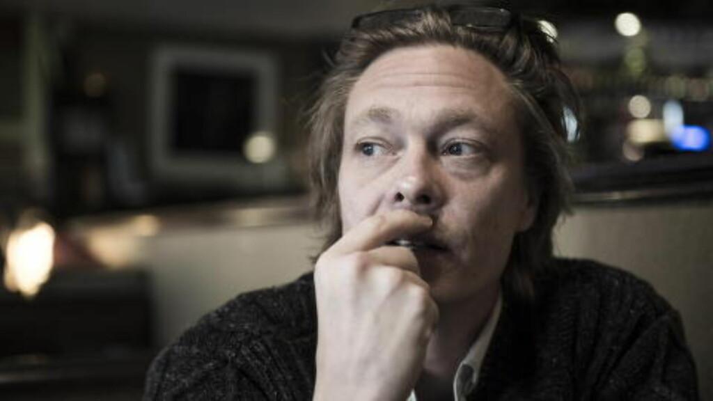 FILMSUKSESS: Kristoffer Jones og «Bølgen». Foto: Lars Eivind Bones / Dagbladet