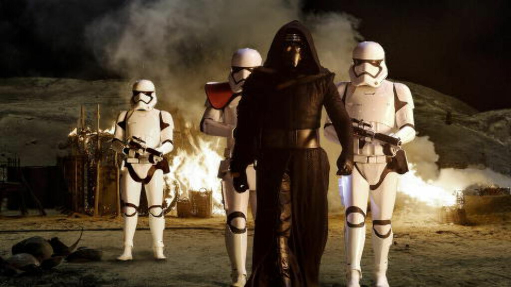 PREMIERE I DAG: Det har lenge vært knyttet store forventninger til «Star Wars»-filmen «The Force Awakens» som har premiere i dag. Foto: Disney