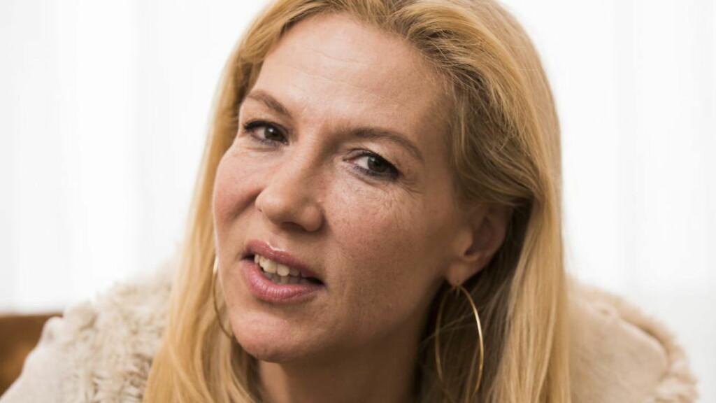 BENGTZONS SISTE SAK:  Liza Marklund er ute med det som blir sagt å være den siste kriminalromanen i serien om gravejournalist Annika Bengtzon. Foto: Lars Eivind Bones / Dagbladet