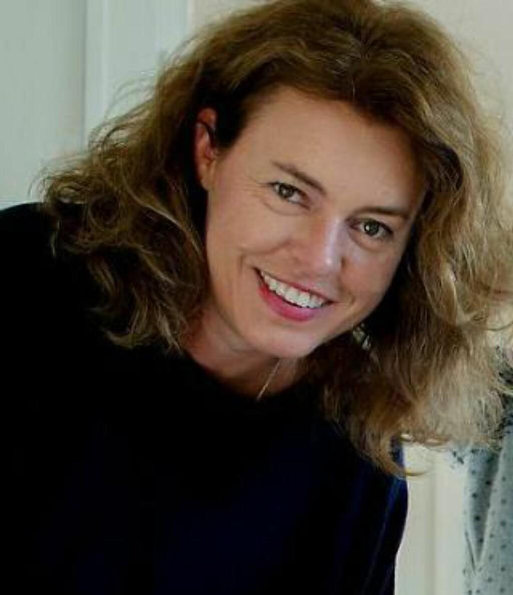 LÆRER NORSK: Ina-Janine Johnsen, som driver bloggen matpaabordet, er halvt tysk. Da hun startet i 2009 var hun dårligere i norsk. Nå er det færre orddelingsfeil og grammatikken er bedre. Leserne har lært henne opp. Foto: MARIT RØTTINGSNES WESTLIE