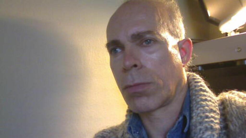 TATT TIL GISSEL AV IS: Nordmannen Ole Johan Grimsgaard-Ofstad er tatt til gissel av IS, det bekrefter regjeringen. Foto: Privat
