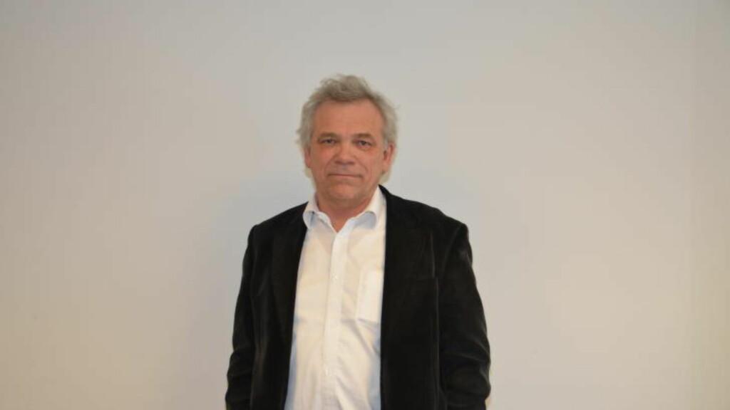KRITISK: Inntil Europa har fått et tilfredsttillende system for mottak og registrering av flyktninger, synes ikke Flyktninghjelpens Pål Nesse at «menneskesmuglerne» skal straffes. Foto: Dagbladet.