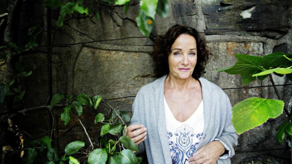 BLIR BARE BEDRE: Inger Lise Rypdal er klar på at hun er flinkere i det hun gjør nå, enn hun var for 20 år siden.Foto: Nina Hansen