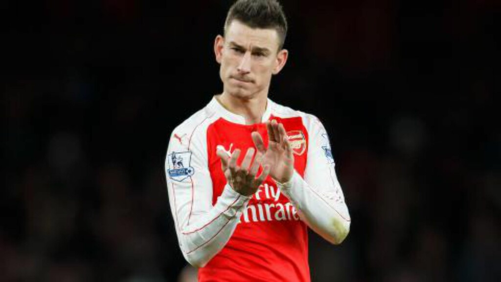STOPPER: Laurent Koscielny. Foto:  Ben Queenborough/BPI/NTB Scanpix