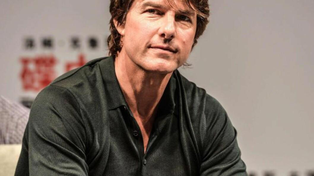 <strong>FILMAKTUELL:</strong> Tom Cruise skal ikke være involvert i en flystyrt i Colombia der to personer omkom. Foto:  AFP