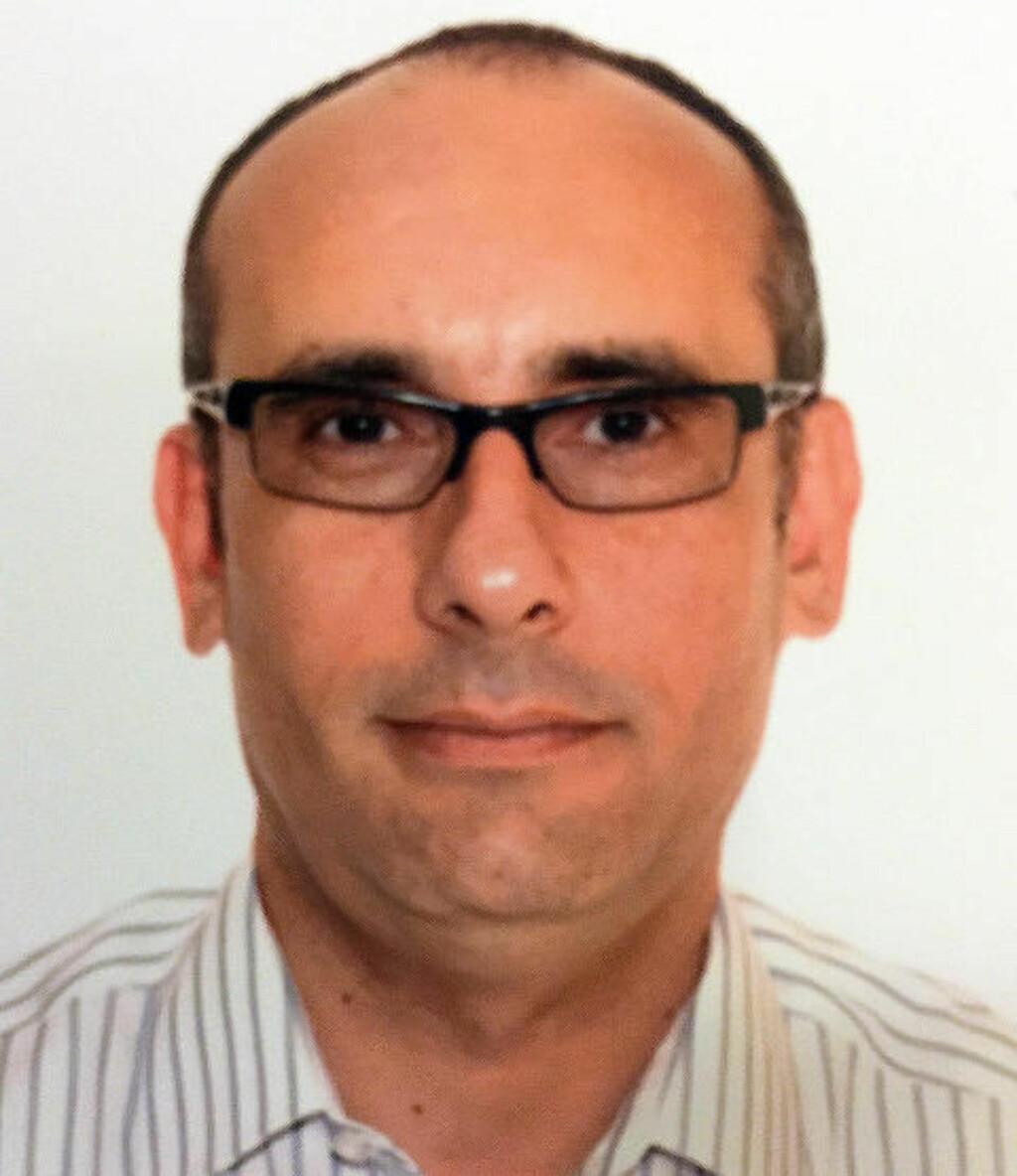 UROLIG: Wael Fahmy sier han og Jotun nå håper på endring i Qatar. Foto: Jotun