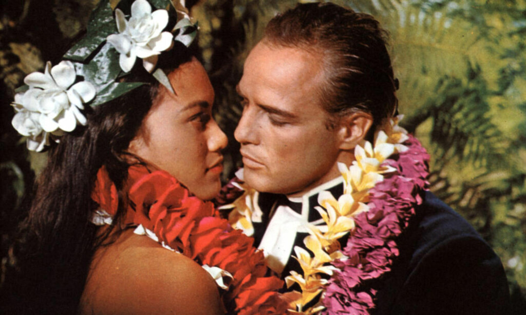 MUTINY ON THE BOUNTY MGM MARLON BRANDO, TARITA     Date: 1962