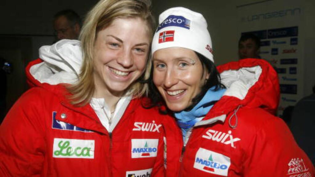 SÆRBEHANDLING: Astrid Jacobsen er lei av at Petter Northug får særbehandling når eksempelvis Marit Bjørgen har enda bedre resultater å vise til. Foto: Tormod Brenna / Dagbladet