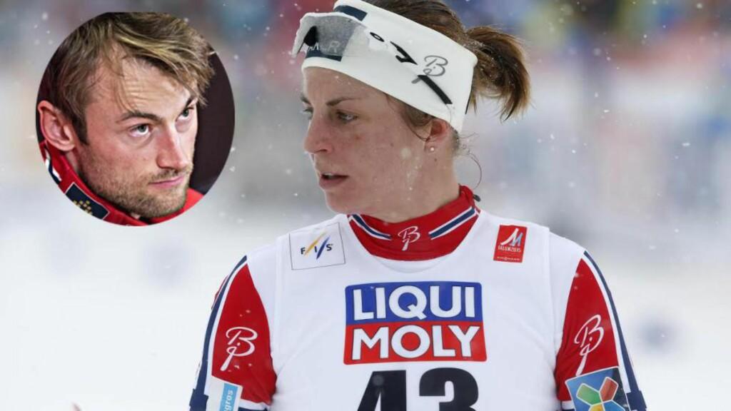 TAR DEBATTEN: Astrid Uhrenholdt Jacobsen forsvarer Norges Skiforbund og kritiserer Petter Northug. Foto: Terje Bendiksby / NTB scanpix