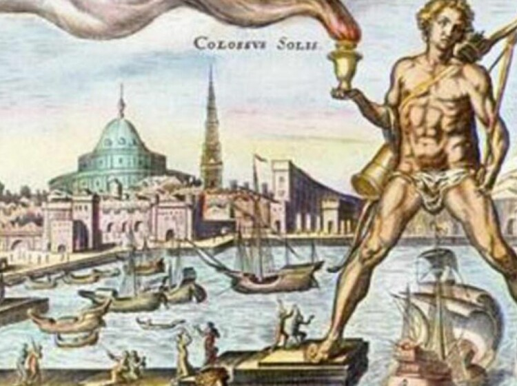 c060f0efb Nå skal et av verdens sju originale underverker gjenreises - Dagbladet