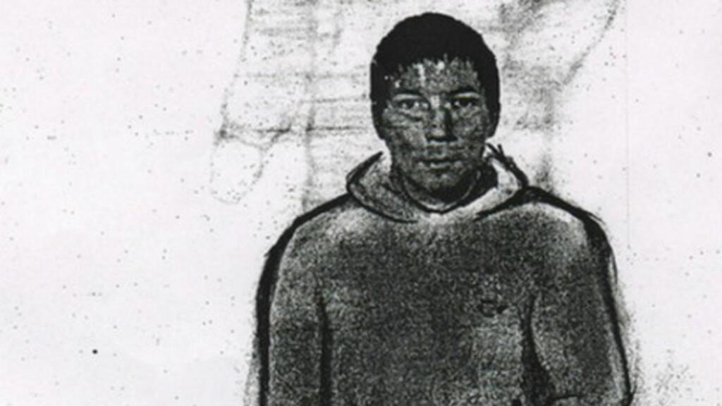FANTOMTEGNING: Slik tror politiet seriemorderen ser ut.