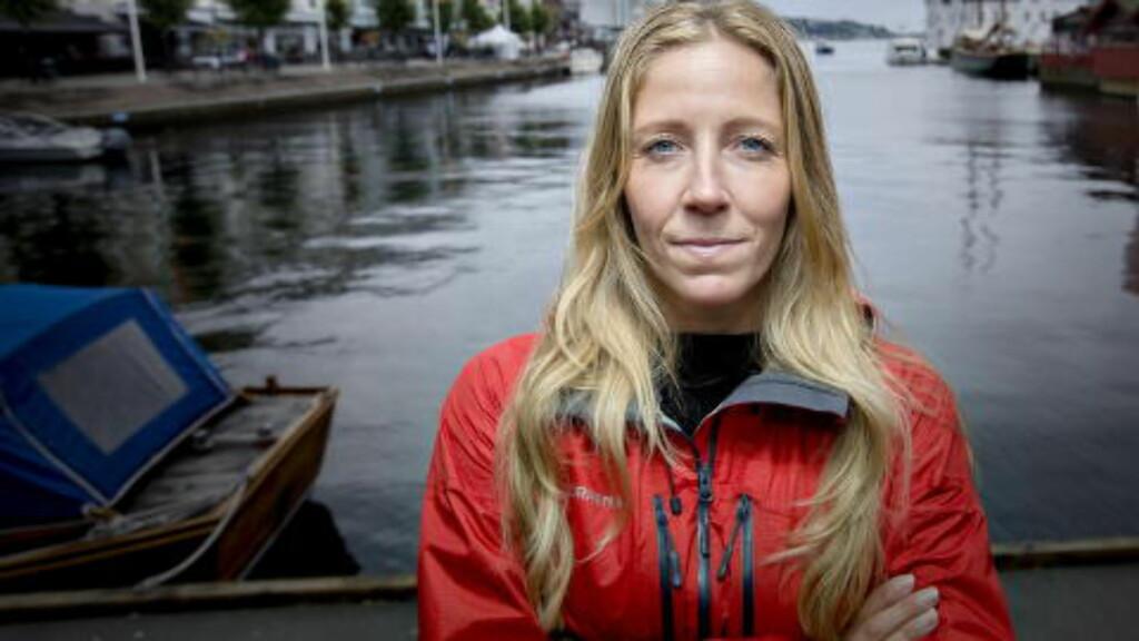 KREVER STORSTILT REDNINGSAKSJON: WWF-leder i Norge, Nina Jensen. Foto: Halvor Solhjem Njerve