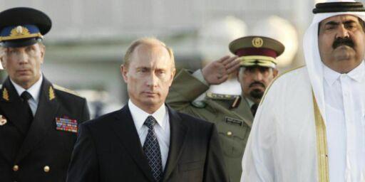 image: Slik ble Qatar blant verdens mektigste: - Har møter med al-Qaida