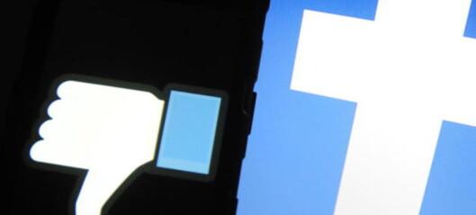 Ny Facebook-knapp skaper debatt: - Kan føre til mobbing