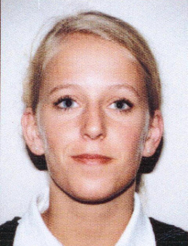 DREPT I 2000: Tina Jørgensen (20) fra Stavanger.