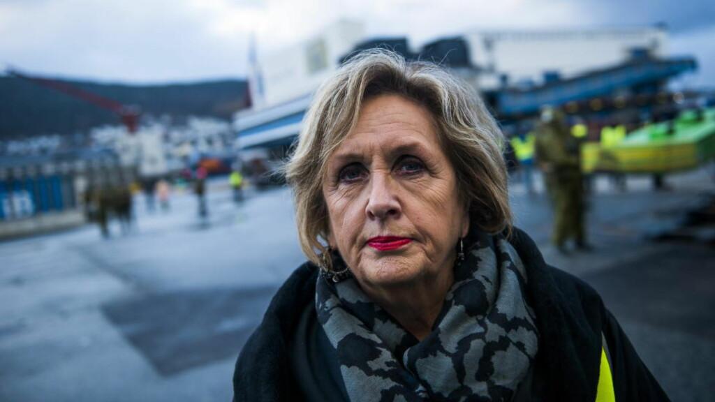SIKTET: Bergen-ordfører Trude Drevland er siktet for grov korrupsjon, melder Bergens Tidende. Foto: Håkon Eikesdal / Dagbladet