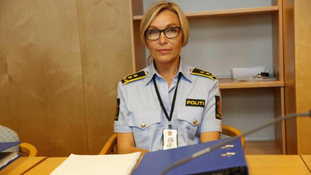 <strong>BA OM LUKKEDE DØRER:</strong> Politiadvokat Herdis Traa i Stavanger tingrett i dag. Foto: Jacques Hvistendahl / Dagbladet