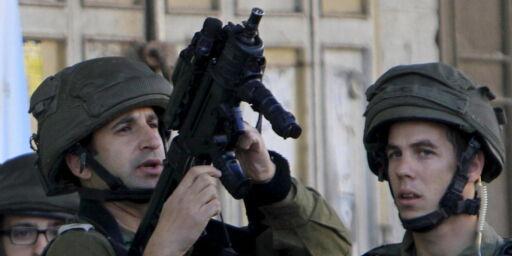 image: FN-tall: 170 palestinere og 21 israelere drept på Vestbredden i år