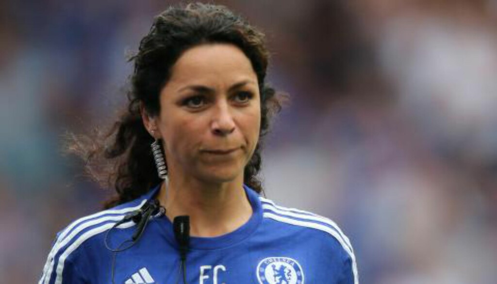 BLE SKJELT UT: Chelsea-lege Eva Carneiro ble skjelt ut av Jose Mourinho. Det kan manageren komme til å angre på. Foto: NTB Scanpix