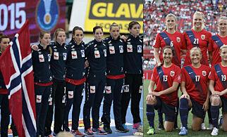 image: Alle disse blendahvite jentelagene svekker Norge