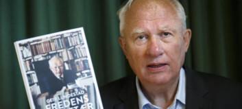 NRK: - Lundestad kastes ut av Nobel-kontorene etter bokbråk