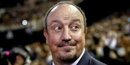 image: Hevder Benitez har fått sparken av Real Madrid