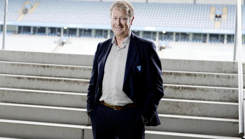 LEDER OG TRENER: Åge Hareide ønsker å bli husket som en hardarbeidende trener, og tror han blir husket som en bra ledet av et lag. Foto: Kristian Ridder-Nielsen