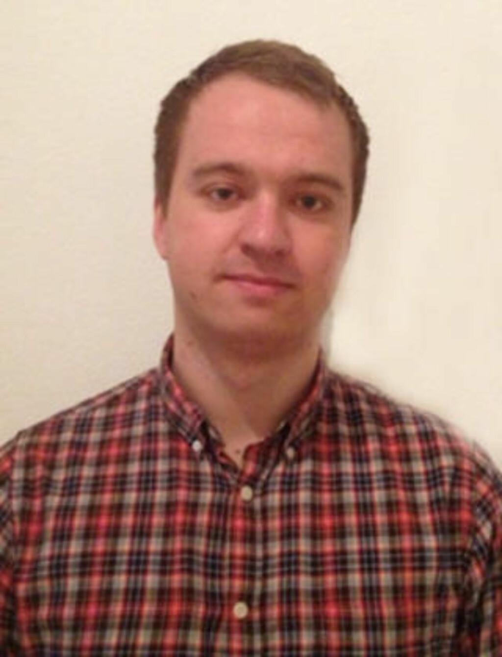 FIKK KJØRT SEG: Eurosport-kommentator Petter Tosterud. Foto: Eurosport