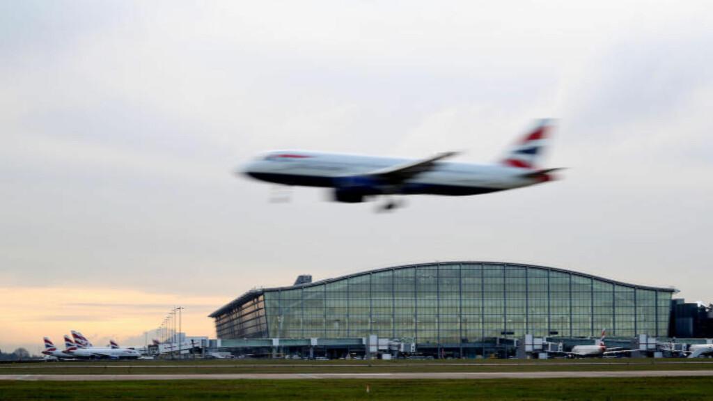 MER FLYBRÅK: Ifølge de britiske luftfartsmyndighetene, CAA, er det rapportert om 156 hendelser med aggressiv oppførsel i lufta i år, mot 114 episoder i hele 2014, skriver International Business Times. Foto: NTB SCANPIX