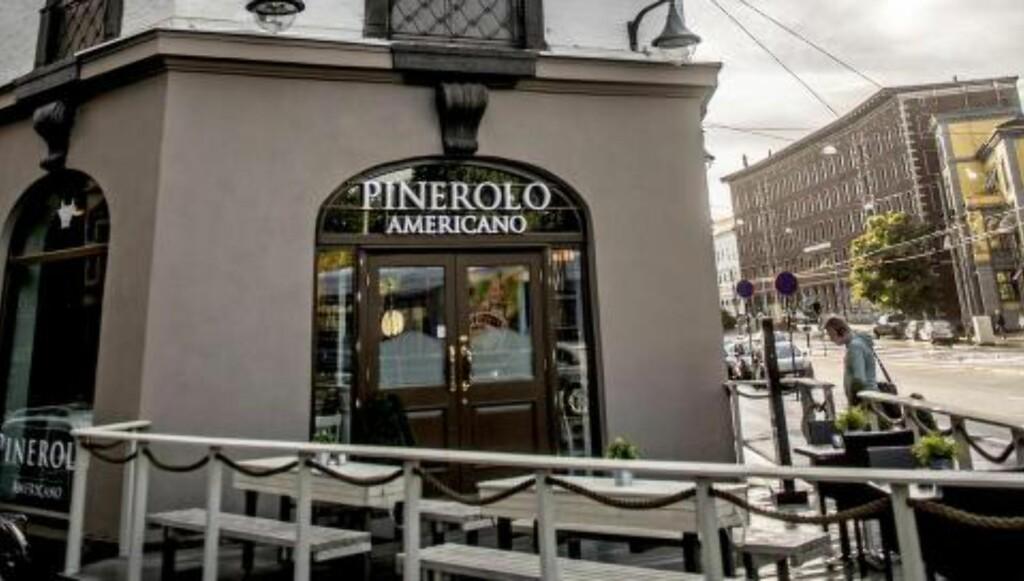 TUNGT OG GODT : Teller du kalorier, ligg unna Pinerolo Americano. Ellers kan du trygt gå inn. Foto:THOMAS RASMUS SKAUG