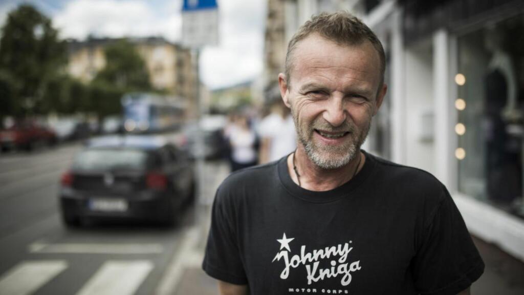 IKKE GRATIS: Aschehoug trekker Jo Nesbø og andre forfattere fra Nasjonalbibliotekets gratistilbud på nett. Foto: Lars Eivind Bones / Dagbladet
