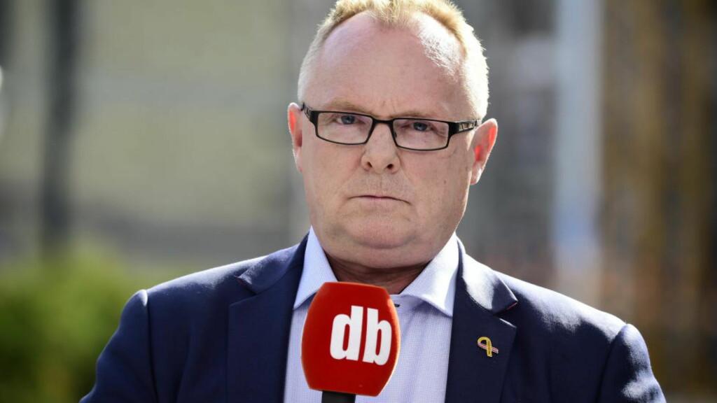 OMSTRIDT: Per Sandberg (Frp) er en av landets mest kontroversielle politikere. Hele 43 prosent av velgerne tror han vil bli en dårlig statsråd. Foto: Lars Eivind Bones / Dagbladet