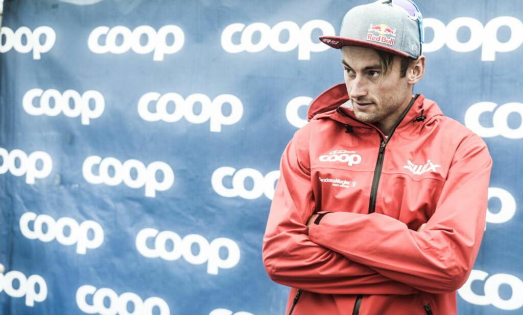 MOT LØSNING? Petter Northug skal møte Skiforbundet en av de første dagene. Det kan bety en løsning på konflikten. Foto: Thomas Rasmus Skaug.