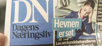DN har funnet 40 tilfeller av plagiat - journalisten har også plagiert seg selv