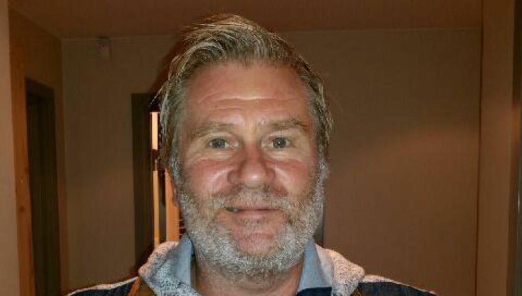 ENGASJERT. At Svend René Nygaard er engasjert er i alle falle ikke å ta i. FOTO: privat.