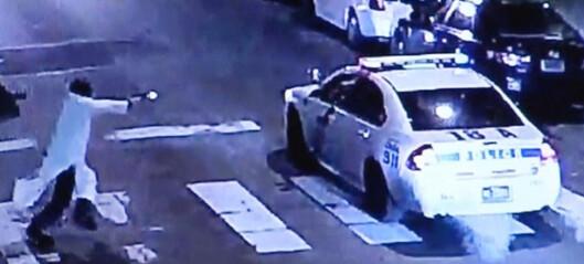 IS-sympatisør skjøt og såret politimann i Philadelphia