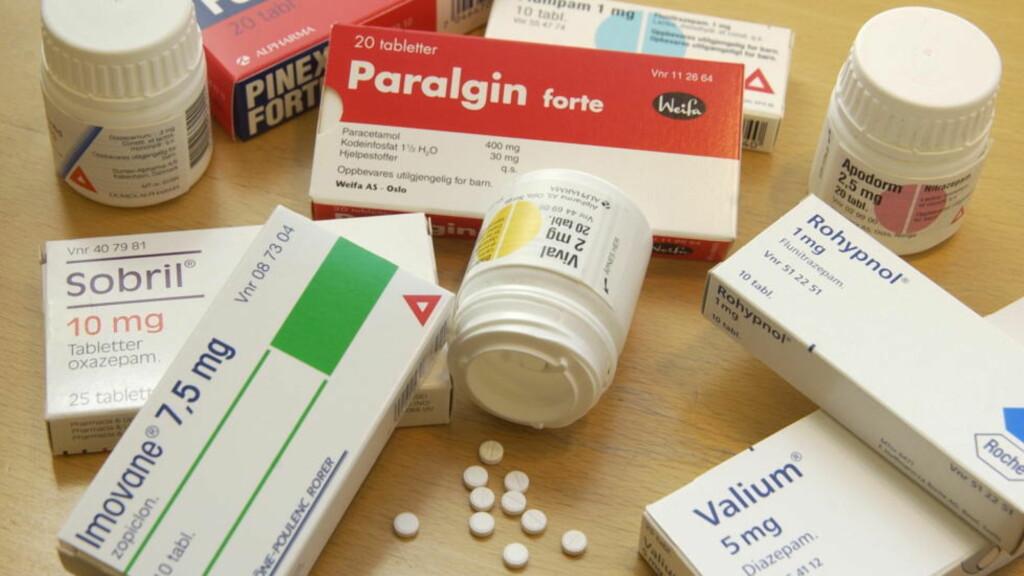 NY REGEL: En regelendring kan gjøre at det blir vanskeligere å få med seg medisin til Norge fra andre Schengen-land. Foto: Eivor Eriksen/Dagbladet