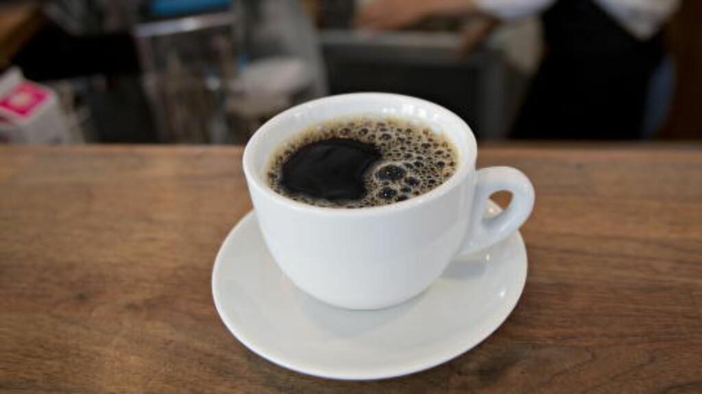 MYTEOMSPUNNET : Er kaffe godt eller dårlig for potensen? Foto: TORBJØRN BERG