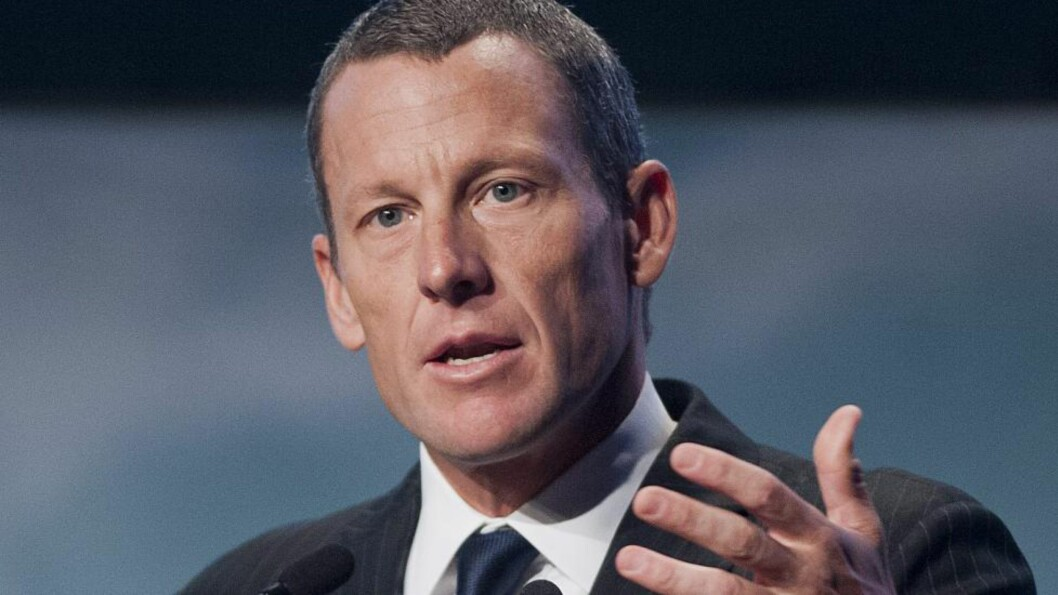GJOR OPP FOR SEG: Lance Armstrong skal ha kommet til enighet og betalt ut mer enn ti millioner dollar (vel 90 millioner kroner) til det britiske promotorselskapet SCA Promotion. Foto: Graham Hughes/The Canadian Press/AP