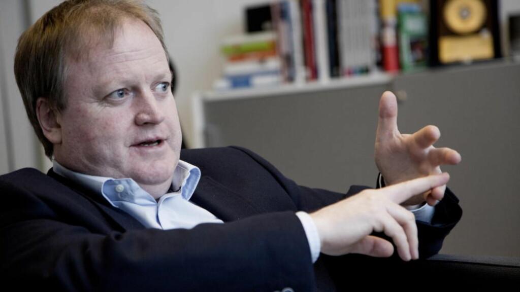OPPRØR: VG skriver i dag at ledelsen i både Vålerenga, Odd og Sarpsborg er kritiske til fotballpresident Yngve Hallén. Foto: Sveinung U. Ystad, Dagbladet