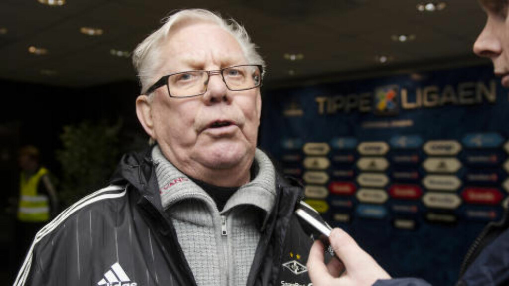 KRITISK: Tidligere Rosenborg-trener Nils Arne Eggen. Foto: NTB Scanpix