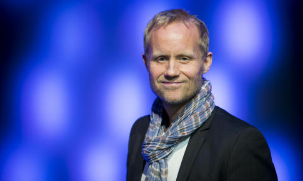 KRITISK:: TV 2s Premier League-kommentator Øyvind Alsaker. Foto: Heiko Junge / NTB scanpix