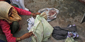 image: Mannen ble slept ut av huset og steinet til døde etter rykter om at han hadde drept ei ku og spist biff
