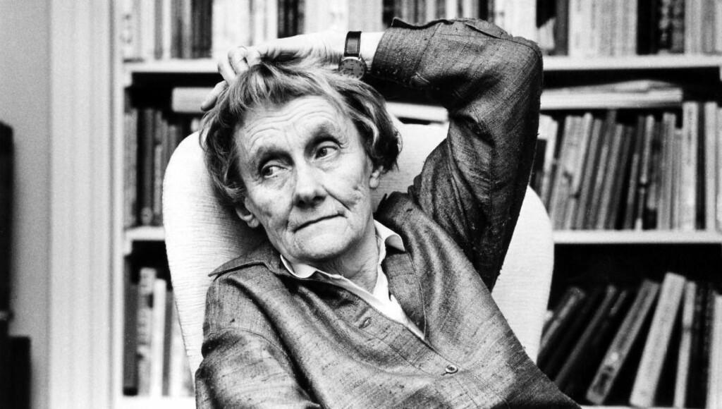 SATSET PÅ SEG SELV ETTER UTROSKAP: Astrid Lindgren våget ikke satse på skrivinga for fullt før hun avslørte mannens utroskap under krigen. Foto: NTB Scanpix